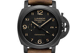 Replica Panerai Luminor GMT Watch