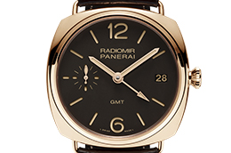 Replica Panerai Radiomir GMT Watch